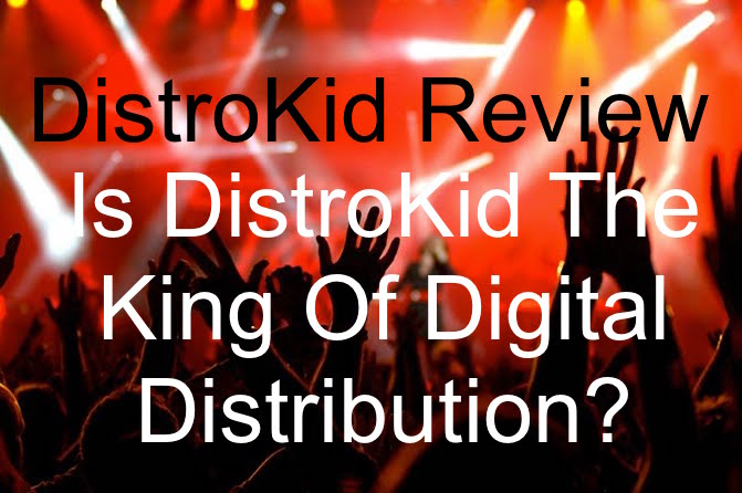 Distro Kid digital music distribution