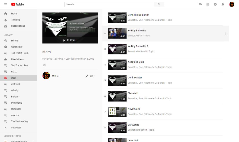 Stem - YouTube